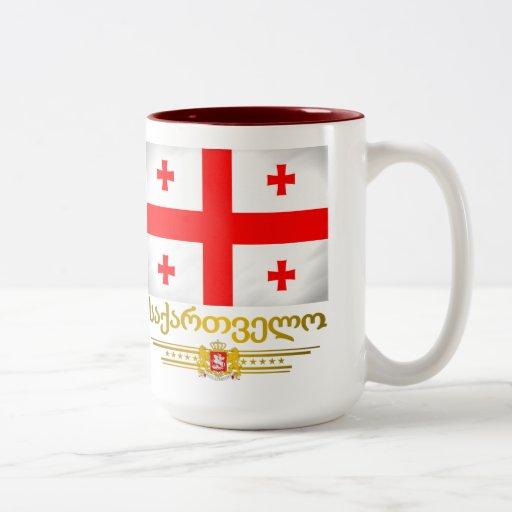 Georgian Pride Mug