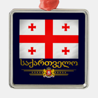 Georgian Pride Ornaments