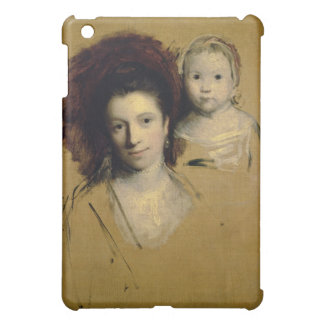 Georgiana, Countess Spencer and her Daughter Lady Cover For The iPad Mini