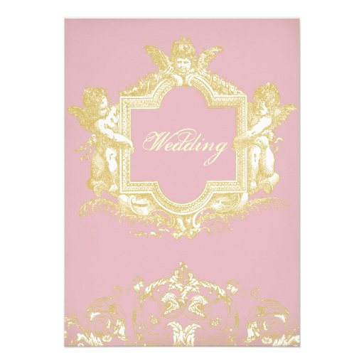 Georgiana (Peony pink) Invitations