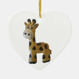 Georgie Giraffe Christmas Ornament