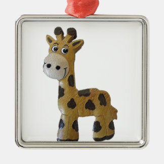 Georgie Giraffe Christmas Ornament