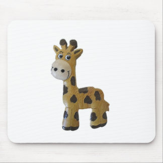 Georgie Giraffe Mouse Mat