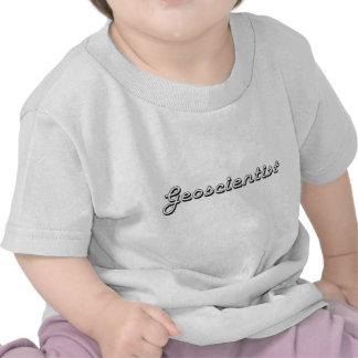 Geoscientist Classic Job Design T-shirt