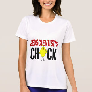 Geoscientist's Chick 1 Tee Shirt