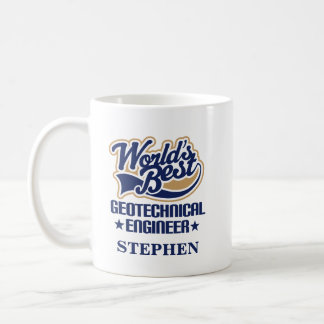 Geotechnical Engineer Personalized Mug Gift