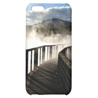 Geothermal Activity at Kuirau Park, New Zealand Case For iPhone 5C