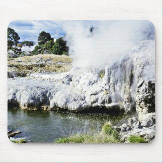 Geothermal Activity, Rotorua, North Island Mousepads
