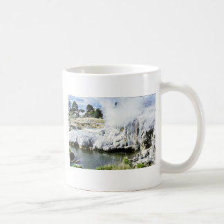 Geothermal Activity, Rotorua, North Island Coffee Mugs