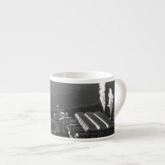 Geothermal instalations espresso mug