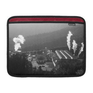 Geothermal instalations MacBook sleeve