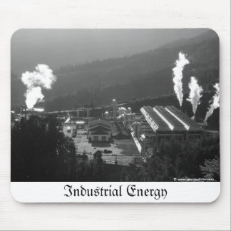 Geothermal instalations mouse pad