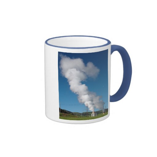 Geothermal instalations coffee mug