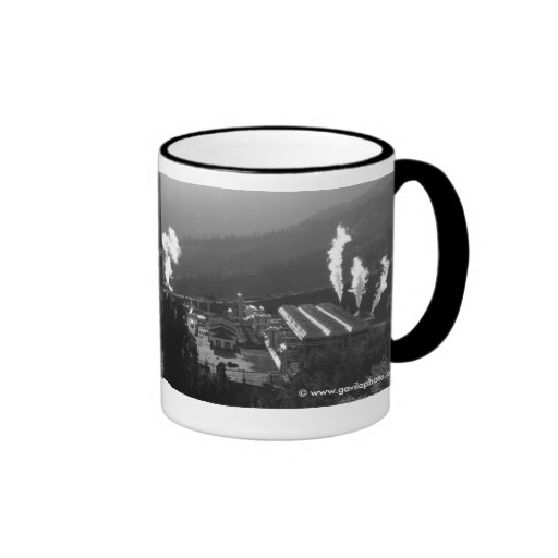 Geothermal instalations mugs