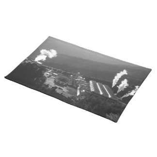 Geothermal instalations placemats