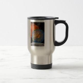 Geothermal Stainless Steel Travel Mug