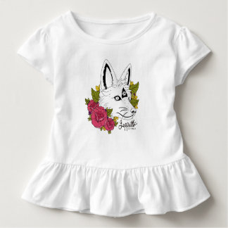 Geppetto Tri-Fox Toddler T-Shirt