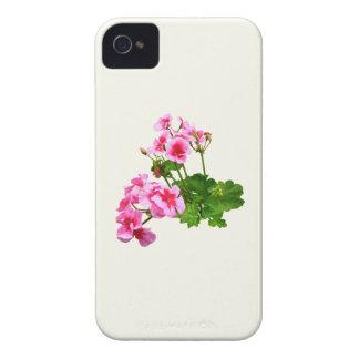 Geranium Profile iPhone 4 Cases