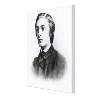 Gerard Manley Hopkins Stretched Canvas Print