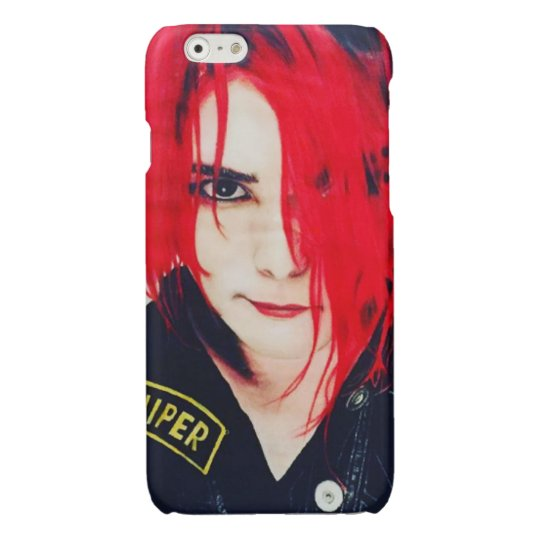 Gerard Way iPhone 6 cover iPhone 6 Plus
