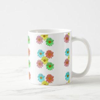 Gerber daisies mug