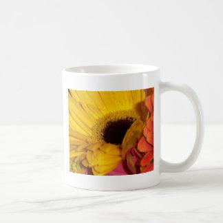 gerber daisy flowers mug