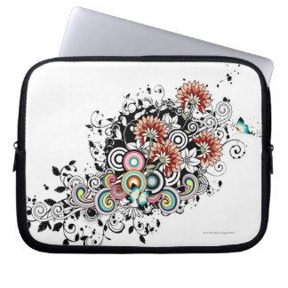 Gerber Daisy Laptop Sleeve