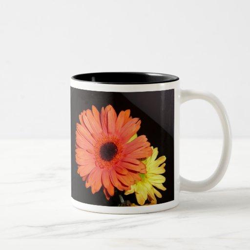 Gerber Daisy mug