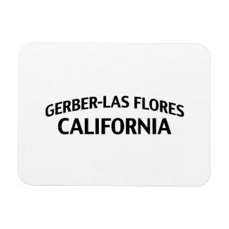 Gerber-Las Flores California Flexible Magnet