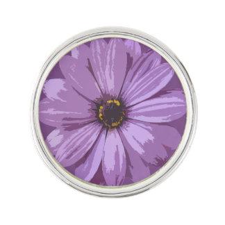 Gerbera Asteraceae - Lapel Pin