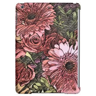 Gerbera bouquet case