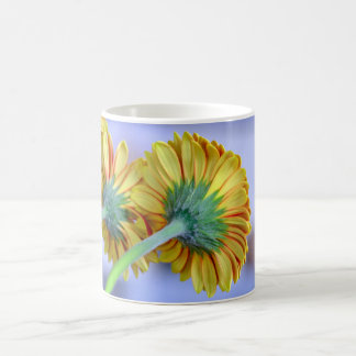 gerbera daisy flower coffee mug