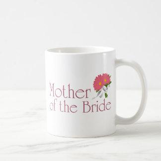 Gerbera Daisy Wedding Mugs