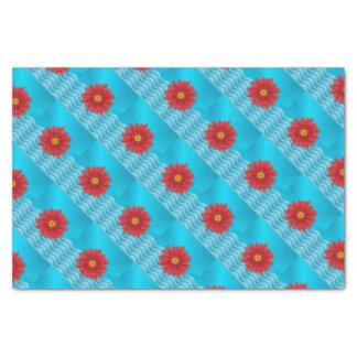 Gerbera Flower Tissue Paper