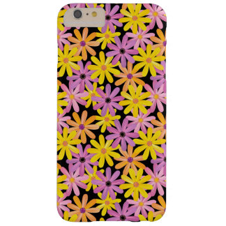 Gerbera flowers pattern, background barely there iPhone 6 plus case
