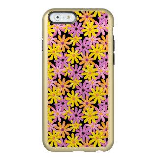 Gerbera flowers pattern, background incipio feather® shine iPhone 6 case