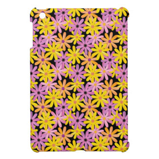 Gerbera flowers pattern, background iPad mini cover