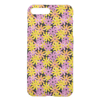 Gerbera flowers pattern, background iPhone 7 plus case