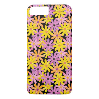 Gerbera flowers pattern, background iPhone 8 plus/7 plus case