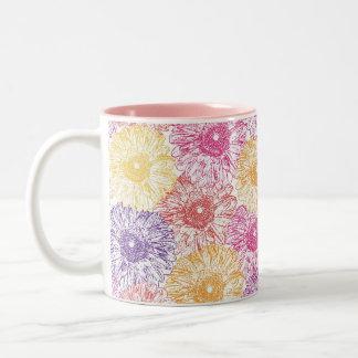 Gerbera mug