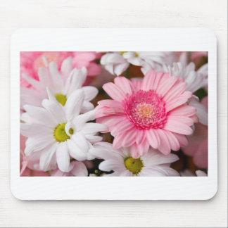 Gerberas & Chrysanthemums Mouse Pads