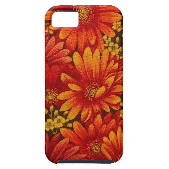 Gerbra Daisies iPhone 5 Cases