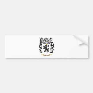 Gerdes Coat of Arms (Family Crest) Bumper Stickers
