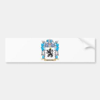 Gerding Coat of Arms - Family Crest Car Bumper Sticker