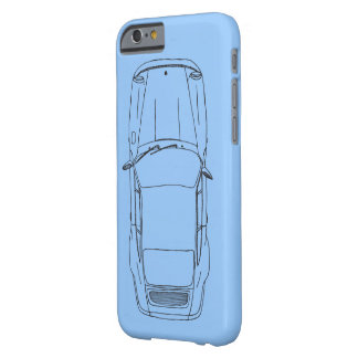 German air cooled glory barely there iPhone 6 case