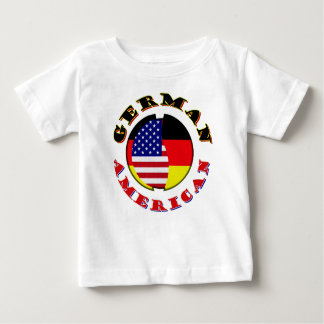 german america baby T-Shirt