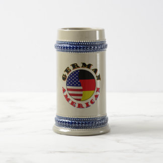 german american beer stein