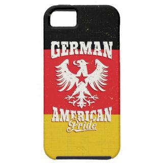 German American Heritage Tough iPhone 5 Case