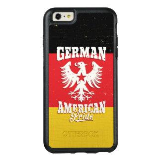 German American Heritage - Vintage Eagle Emblem OtterBox iPhone 6/6s Plus Case