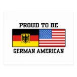 German American Post Card